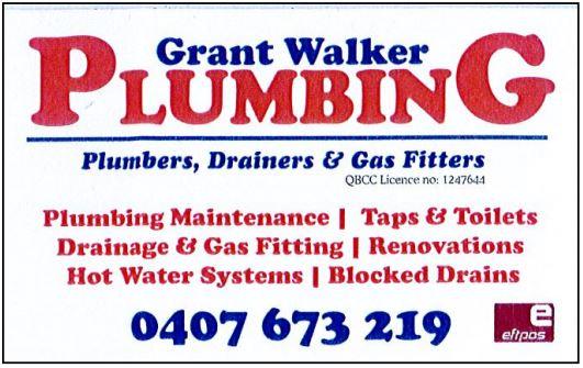 Grant Walker Plumbing