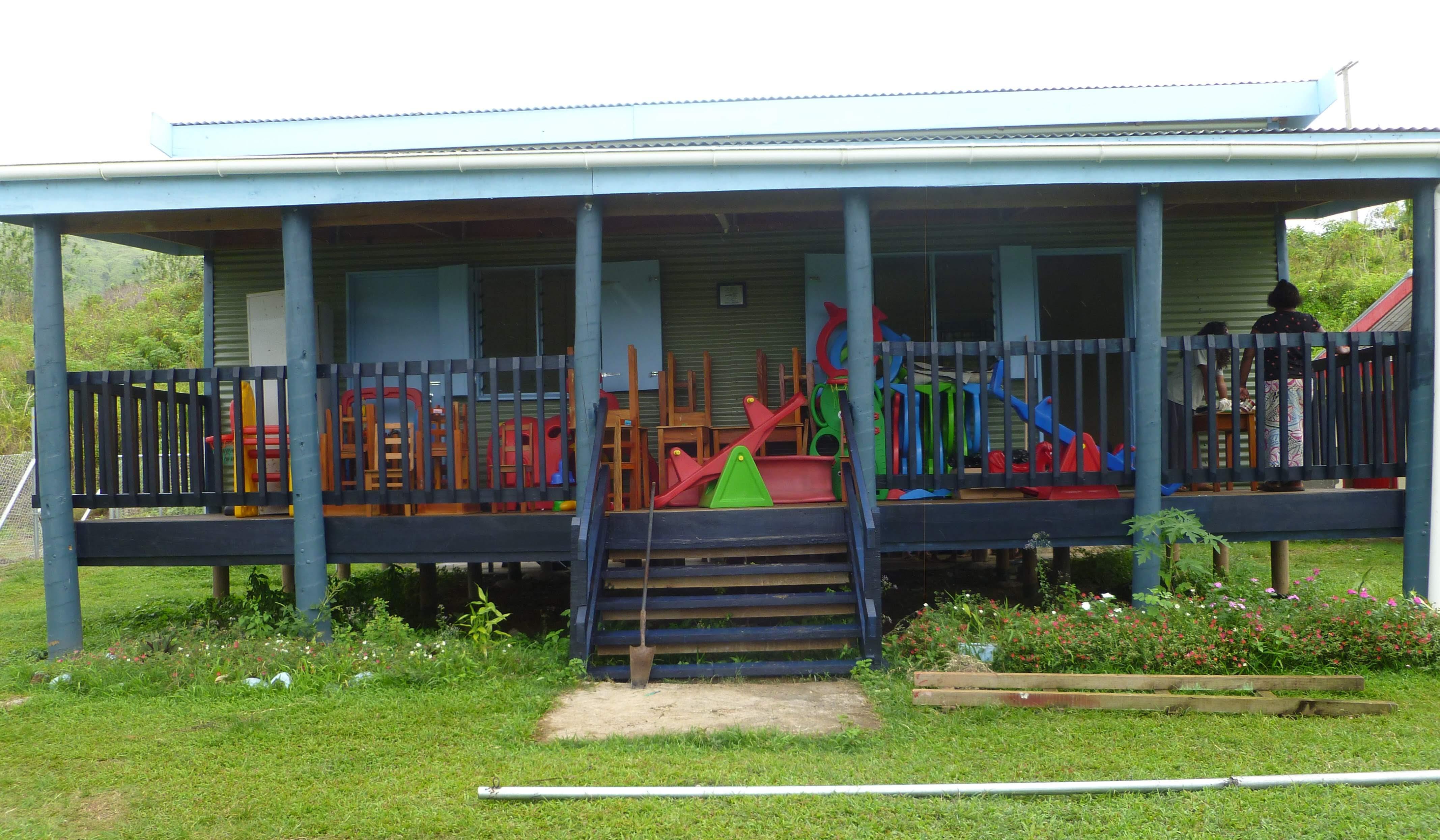Nausori-Village-kindergarten